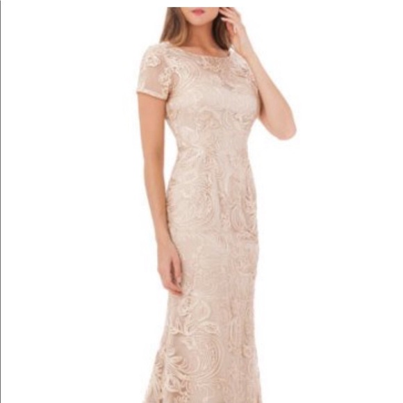 JS Collections Dresses & Skirts - Formal Evening Gown